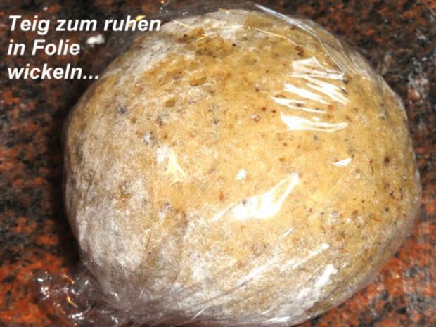 Nudeln:   STEINPILZ - TAGLIATELLE - Rezept - Bild Nr. 4