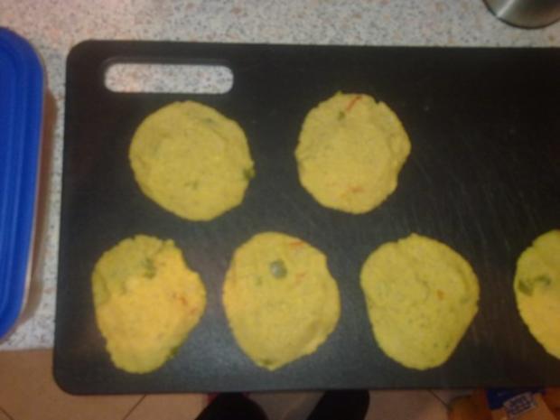 glutenfreie Gemüsebratlinge - Rezept - Bild Nr. 2