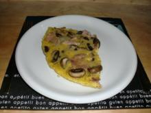 Pils-Omelette - Rezept