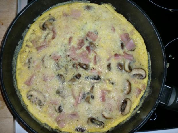 Pils-Omelette - Rezept - Bild Nr. 2