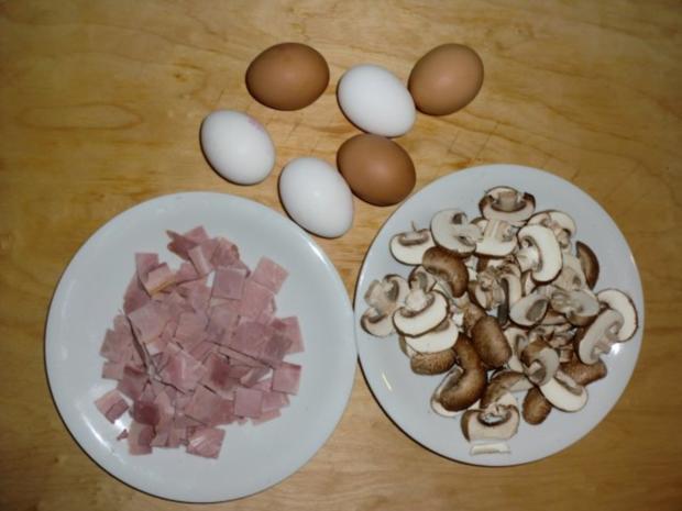 Pils-Omelette - Rezept - Bild Nr. 3