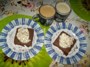 Schnelle Lebkuchen vom Blech herzhaft und gut - Rezept