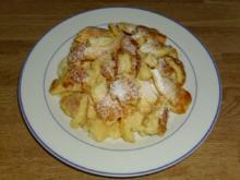 Eierschmarren - Rezept