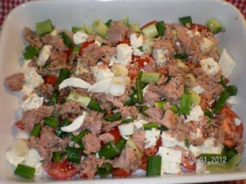 Thunfisch-Auflauf - Rezept