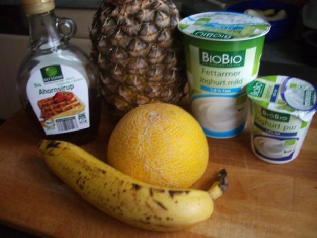 Fruchtjoghurt - Rezept
