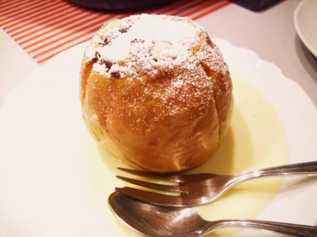 Bratapfel - Rezept