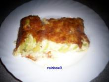 Auflauf: Kartoffel-Zucchini-Gratin - Rezept