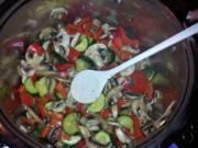 Schmorgemüse - Rezept