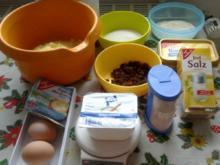 Quarkeulchen mit Zimt und Zucker ! - Rezept
