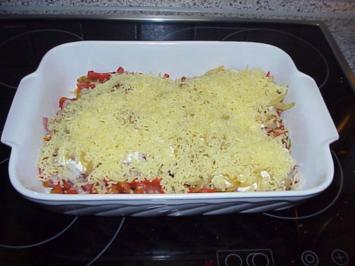 Paprika-Schnitzel mit Käsehaube - Rezept
