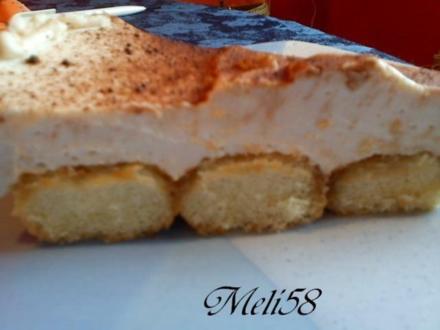 Backen: Tiramisu Torte - Rezept