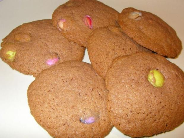 American Cookies - Rezept