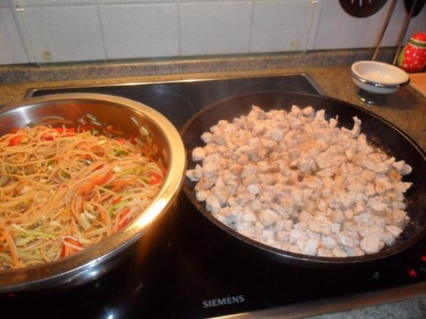 bunter spaghettisalat - Rezept - Bild Nr. 3