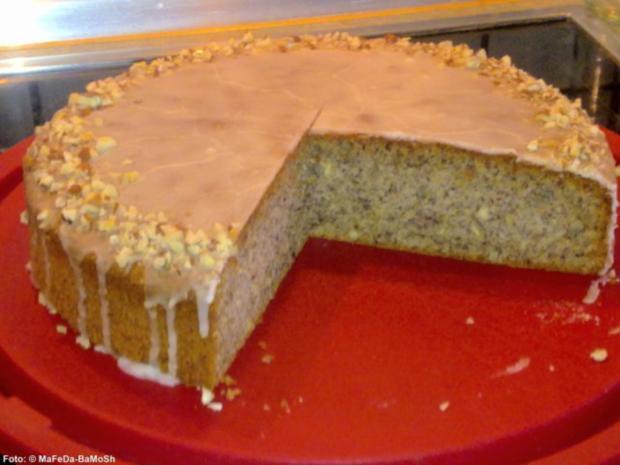 Saftiger Nußkuchen - Rezept - Bild Nr. 2