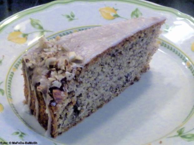 Saftiger Nußkuchen - Rezept - Bild Nr. 3