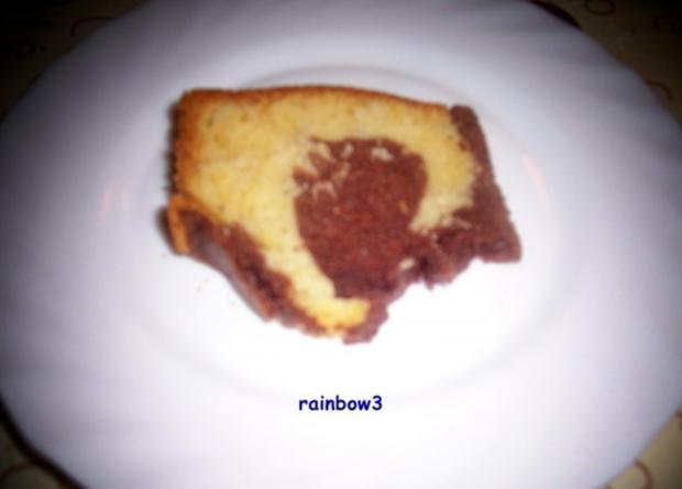 Backen: Chilli-Marmorkuchen - Rezept