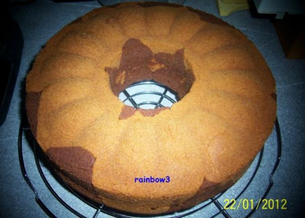 Backen: Chilli-Marmorkuchen - Rezept - Bild Nr. 5
