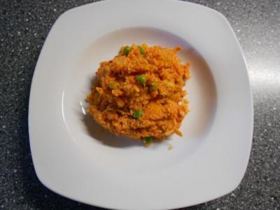 Hähnchen-Bulgur Pilaw-Reis - Rezept
