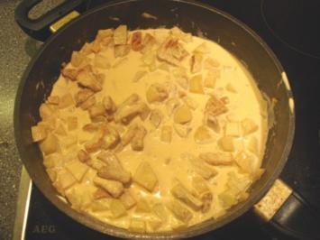 Kohlrabi-Schnitzel-Soße - Rezept