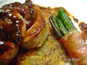 Fleisch: Beschwipstes Schweinefilet an Pflaumenwein Ingwer Sauce - Rezept