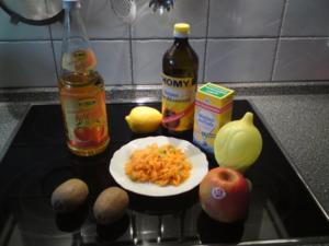 Karottensalat - Rezept