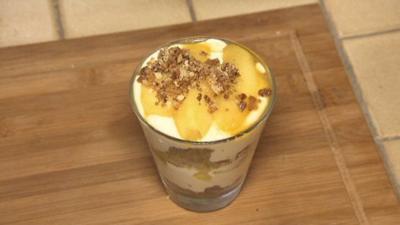 Reste-Trifle - Rezept
