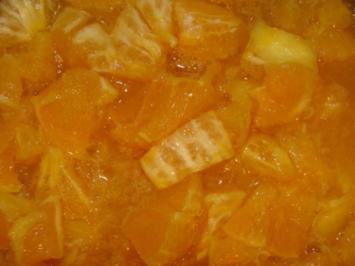 Meine Orangenmarmelade Nr. 2 mit Ingwer, Chili und Cointreau - Rezept
