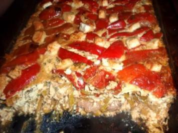 Filet-Gratin mit Ziegenkäse - Rezept