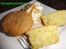 Muffin:   APFEL mit Zimtzucker - Rezept