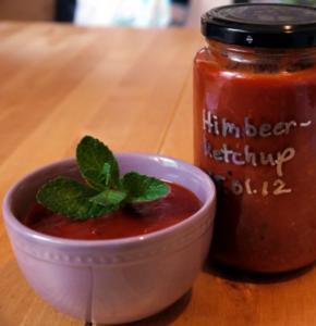Himbeer-Ketchup - Rezept
