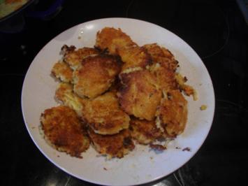 Couscous-Taler - Rezept