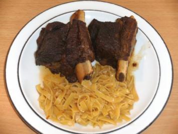 Fleisch: Rinder-Spareribs, V.2 - Rezept
