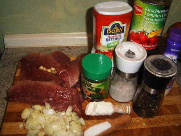 Tomatenschnitzel - Rezept - Bild Nr. 2