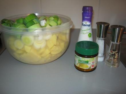 Kartoffelsuppe - Rezept
