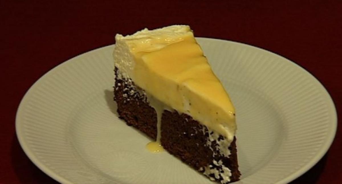 schokoladenkuchen mit sahne und eierlik r silvia laubenbacher rezept. Black Bedroom Furniture Sets. Home Design Ideas