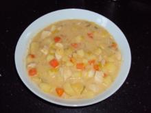 Hähnchen-Kartoffel-Topf  Low Fett 30 - Rezept