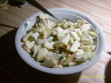 Apfel-Rettich-Salat - Rezept