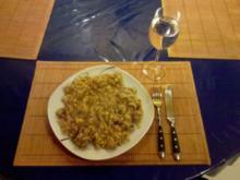 Fisch: Mais-Thunfisch-Pfanne - Rezept