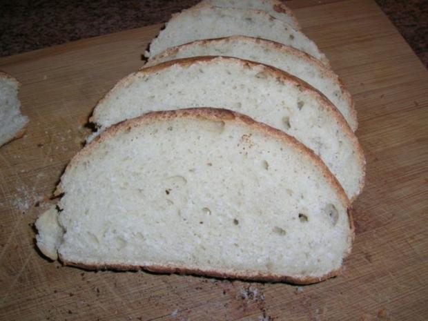 """Bruschetta-Brot               """" Pane per bruschette""""   selbst gebacken und gelingsicher - Rezept - Bild Nr. 6"""