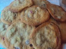 Cookies mit Smarties - Rezept