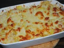 Blumenkohl-Kartoffel-Auflauf - Rezept