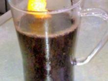 Holunder-Trauben-Punsch - Rezept