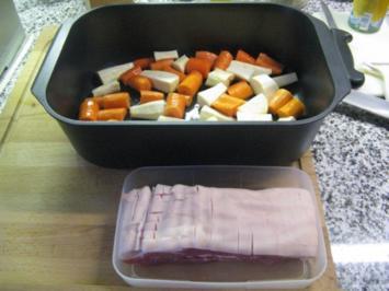 Omi's Schweinekrustenbraten - Rezept