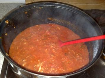 Paprika-Soße - Rezept