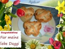 Kuchen : Marzipan - Törtchen - Rezept