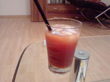 Russian Red Sunset - Rezept