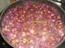 Zwiebel-Birnen-Marmelade - Rezept