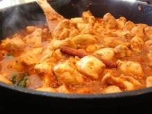 Indisches Butterhühnchen - Rezept