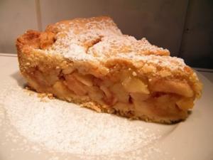 Oma Lisa´s Apfelkuchen - Rezept