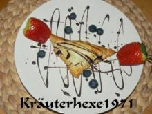 Reste-Dessert a la Kräuterhexe - Rezept
